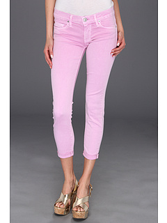 SALE! $97.46 - Save $75 on Hudson Harkin Crop Super Skinny w Cuff (Purple Dust) Apparel - 43.34% OFF $172.00