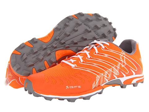 inov-8 - X-Talon 190 (Orange/Grey/White) Running Shoes