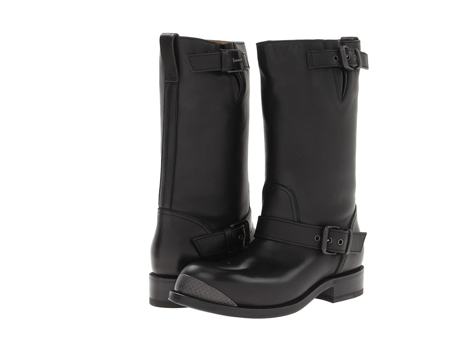 Bottega Veneta - Biker Boot (Nero) Women's Pull-on Boots