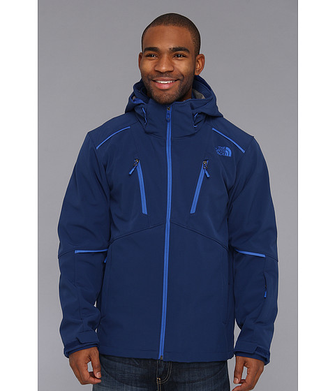 The North Face Storm Peak Triclimate Jacket (Estate Blue/Estate Blue/Nautical Blue/Estate Blue) Men's Coat