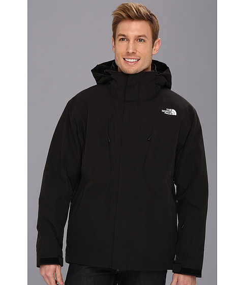The North Face - Vortex Triclimate Jacket (TNF Black/TNF Black/TNF Black) Men
