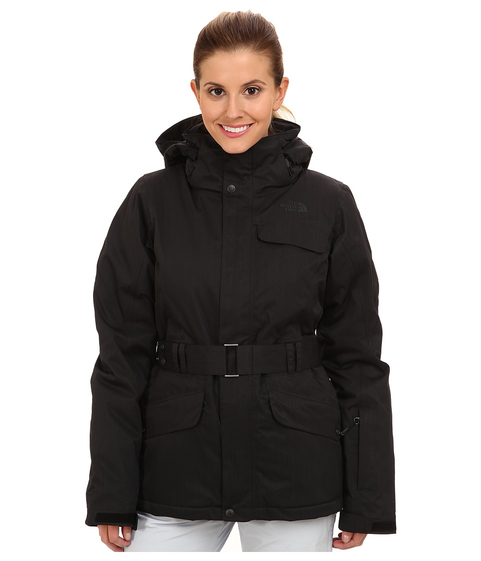 The North Face - Get Down Jacket (TNF Black/TNF Black/TNF Black) Women's Coat