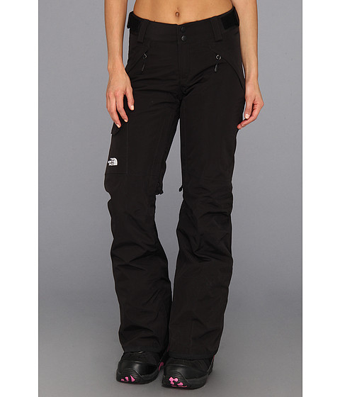 The North Face - Freedom LRBC Insulated Pant (TNF Black/TNF Black/TNF Black) Women