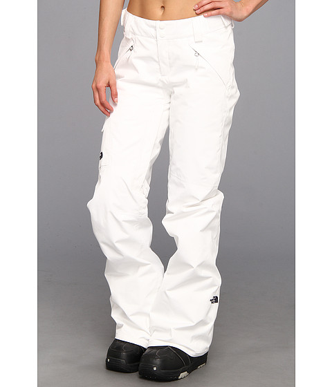 The North Face - Freedom LRBC Insulated Pant (TNF White/TNF White/TNF White) Women