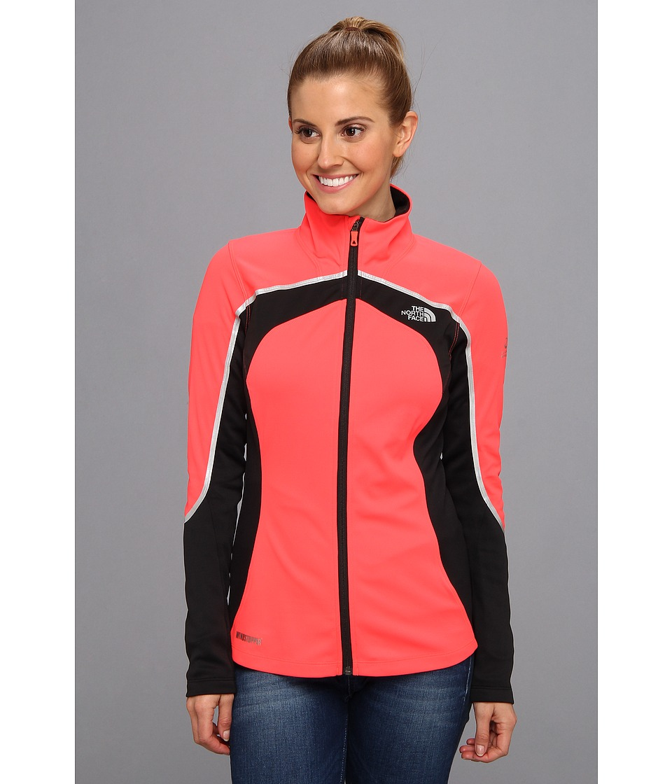 The North Face - Isotherm WS Jacket (Rocket Red/TNF Black) Women's Coat
