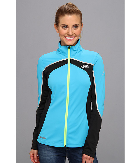 The North Face Isotherm WS Jacket (Meridian Blue/TNF Black) Women's Coat