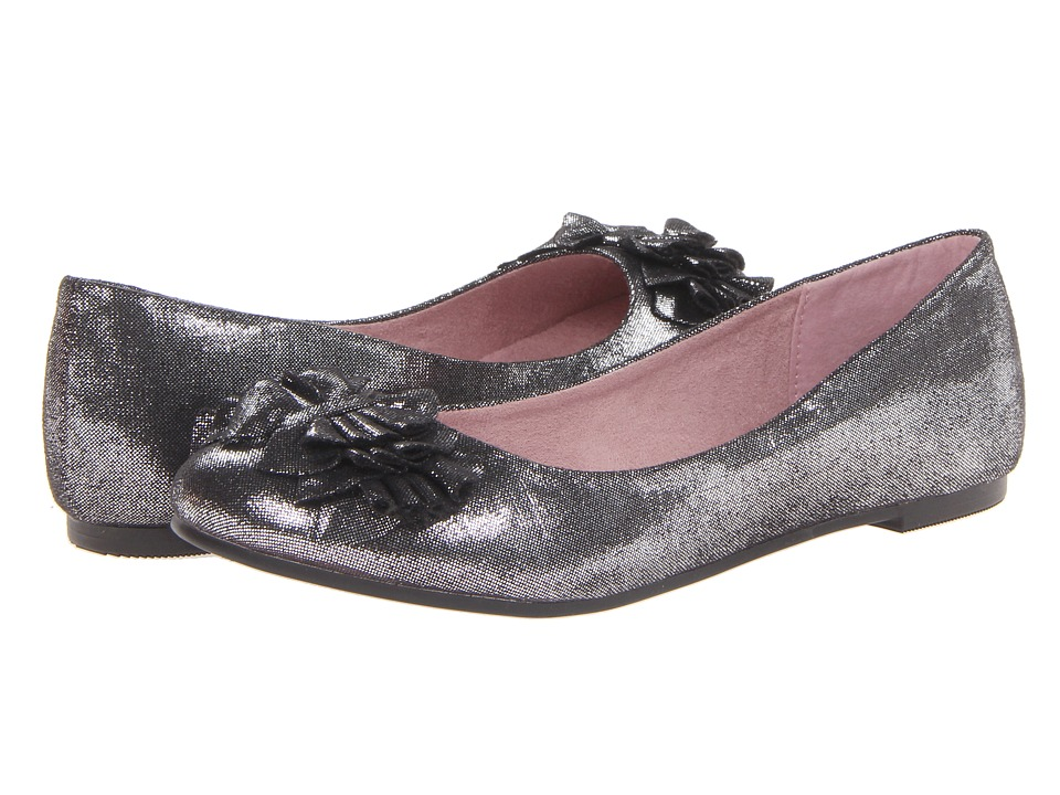 CL By Laundry - Go Ahead (Silver) Women's Flat Shoes