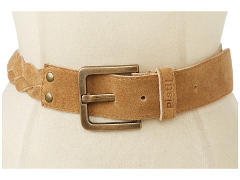 Pistil - Edun Belt (Camel) Women's Belts