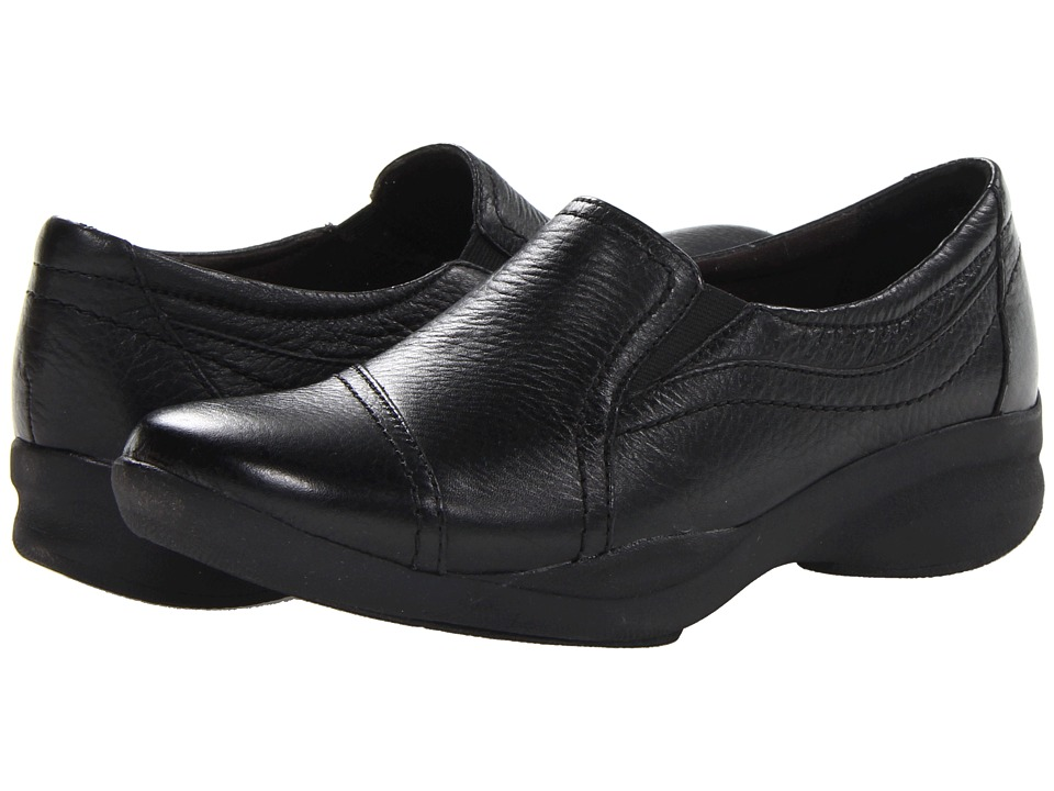 Clarks - In Motion Kick (Black) Women