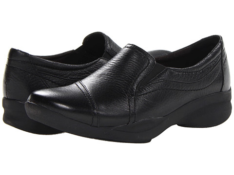 Clarks - In Motion Kick (Black) Women's Shoes