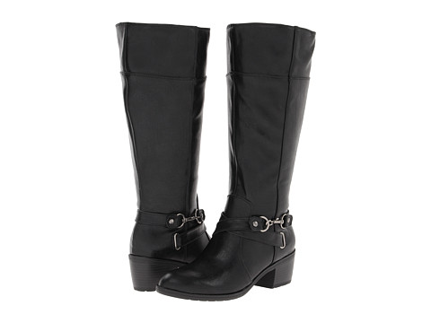 LifeStride - Whisper Wide Shaft (Black) Women's Boots