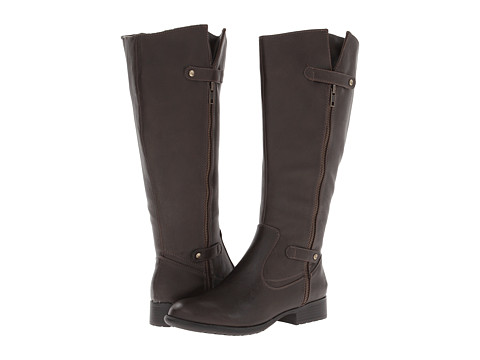 LifeStride - X-Zip Wide Shaft (Brown Lolita) Women