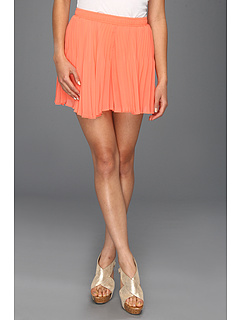 SALE! $36.99 - Save $51 on BCBGeneration Broken Pleat Skort (Flamingo) Apparel - 57.97% OFF $88.00