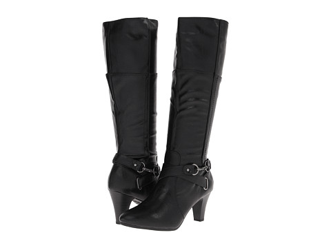 LifeStride - Yorn (Black Musical) Women's Boots