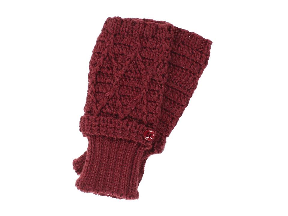 Pistil - Jax Wristlet (Berry) Extreme Cold Weather Gloves