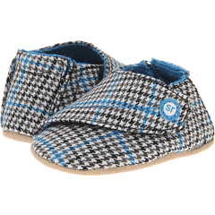 SALE! $16.76 - Save $3 on Stride Rite Crib Hip Houndstooth (Infant) (Black Blue) Footwear - 16.20% OFF $20.00
