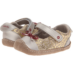 SALE! $16.99 - Save $13 on Stride Rite Crawl Nice Noelle MJ (Infant Toddler) (Gold) Footwear - 43.37% OFF $30.00