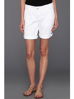 SALE! $19.99 - Save $46 on Jag Jeans Thea Short Twill (White) Apparel - 69.71% OFF $66.00