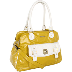 SALE! $99.99 - Save $80 on Timi Leslie Diaper Bags Sophia (Lemon Yellow Shadow White) Bags and Luggage - 44.45% OFF $179.99