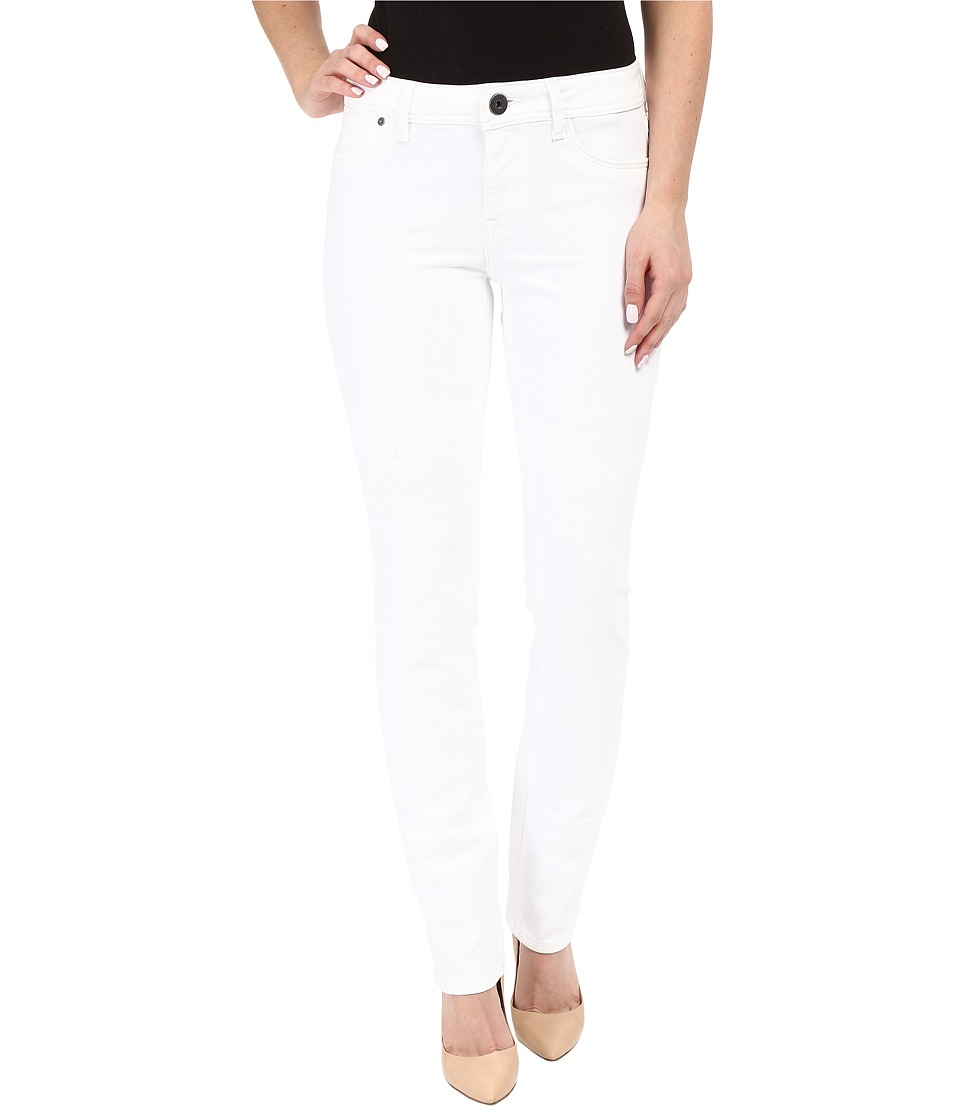DL1961 - Coco Curvy Slim Straight in Milk (Milk) Women's Jeans