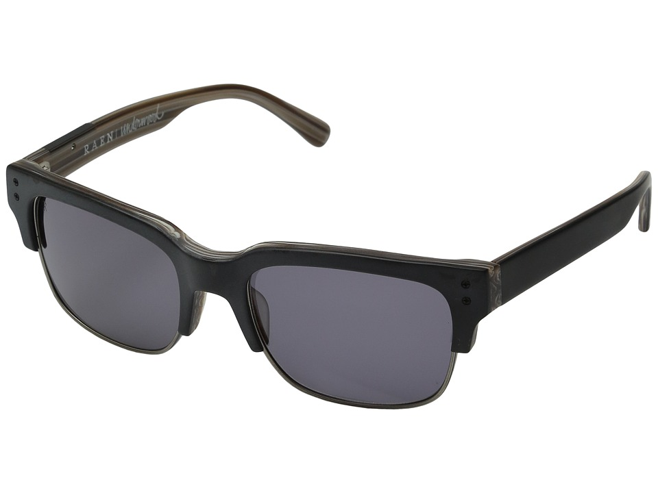 RAEN Optics - Underwood Polarized '12 (Matte Woodgrain X Deus Colab) Polarized Sport Sunglasses