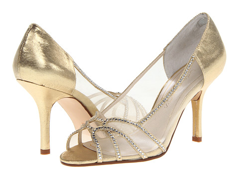 Caparros - Horoscope (Gold Lame) High Heels