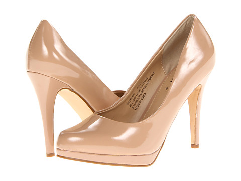 rsvp - Spencer (Nude Patent) High Heels