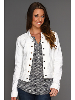 SALE! $49.99 - Save $69 on Lucky Brand Redford Denim Jacket (Pearl) Apparel - 57.99% OFF $119.00