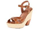 Corso Como Roxi (Caramel Calf) Women's Wedge Shoes