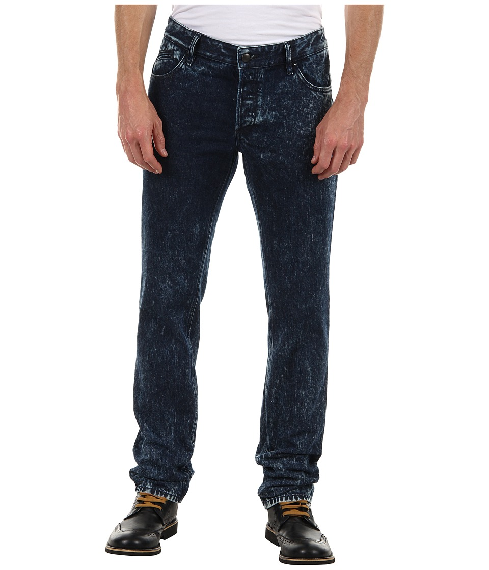 Just Cavalli - Tie Dye Effect Denim (Denim) Men's Jeans