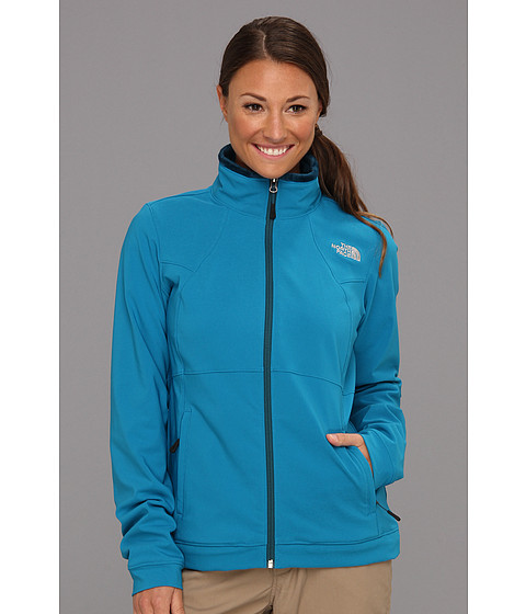 The North Face Ruby Raschel Jacket (Brilliant Blue) Women's Coat