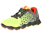 Reebok - ATV19 (Little Kid) (Neon Yellow/Rivet Grey/Orange/Gravel)