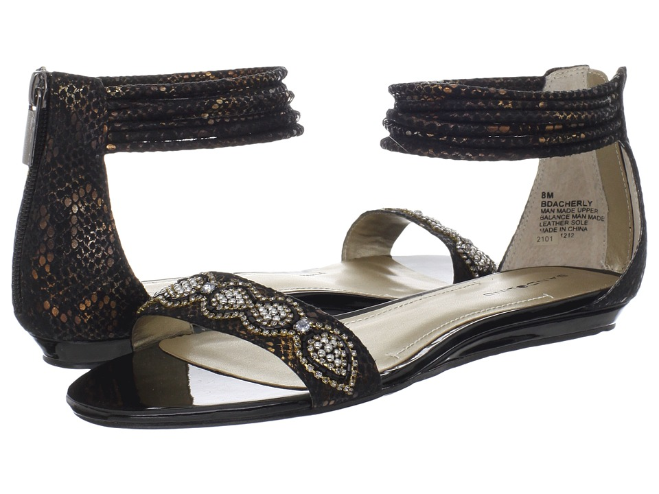 Image of Bandolino - Acherly (Black) Women's Sandals