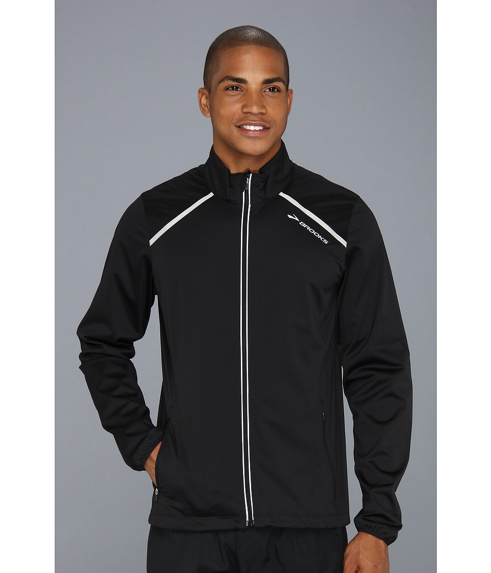 Brooks - Infiniti Jacket IV (Black) Men's Jacket