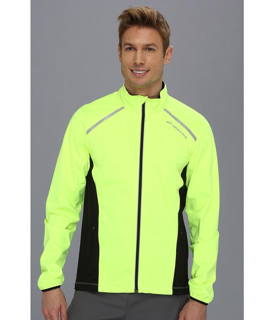 Brooks - Infiniti Jacket IV (Nightlife/Black) Men's Jacket