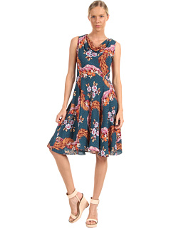 SALE! $449.99 - Save $367 on Vivienne Westwood Anglomania Antoinette Dress (Blue Hermine) Apparel - 44.92% OFF $817.00