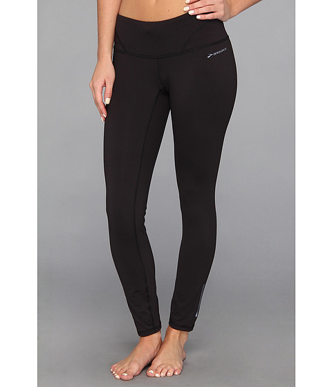 Brooks - Infiniti Tight III (Black) Women's Workout