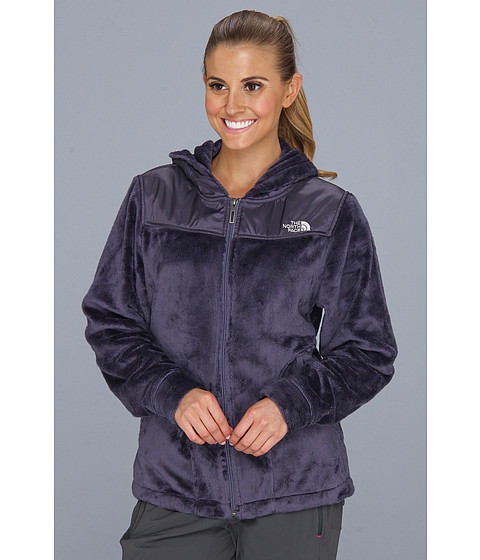 The North Face Oso Hoodie (Greystone Blue/Greystone Blue) Women's Jacket