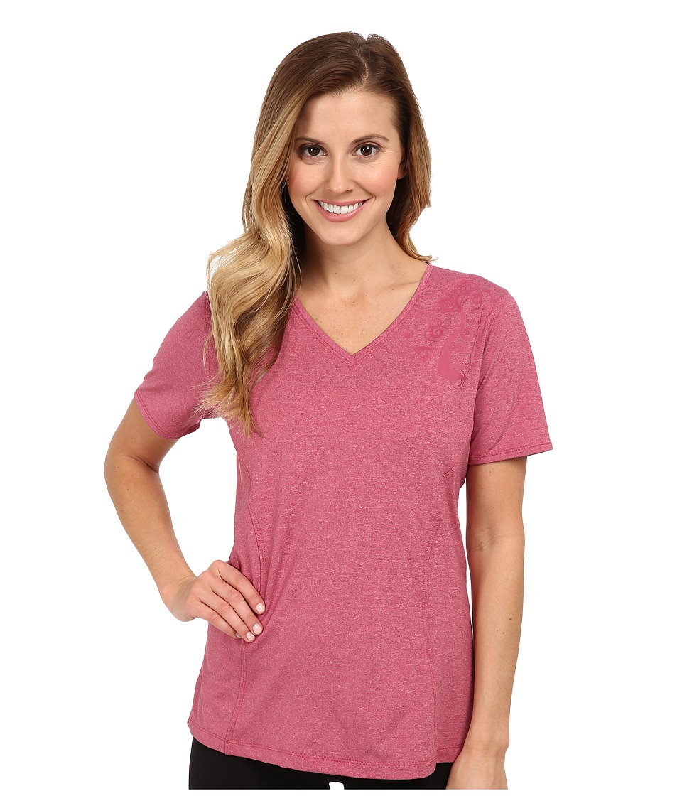 Skirt Sports - Easy Ride Top (Sangria) Women's T Shirt