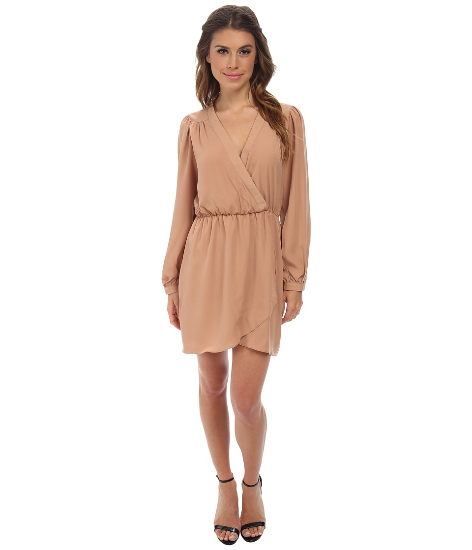 Brigitte Bailey - Demri Dress (Nude) Women's Dress