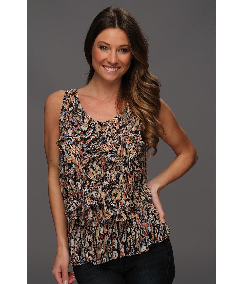 Scully - Honey Creek Rita Top (Multi) Women's Clothing