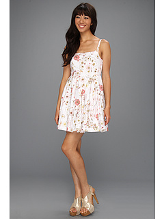 SALE! $84 - Save $0 on BB Dakota Galilee Dress (Optic White) Apparel - 0.00% OFF $84.00