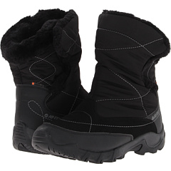 Hi Tec Abisko 200 WP (Black Charcoal) Footwear