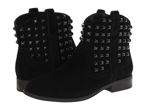 Bass - Duncan (Black Studs) Women's Shoes