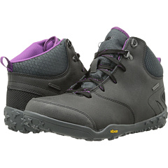 Hi Tec Cherubino Mid WP (Coal Chocolate Purple) Footwear