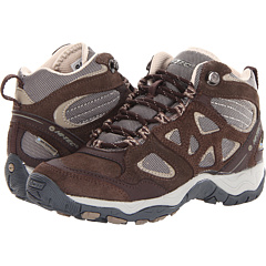 Hi Tec Sienna Mid WP (Chocolate Taupe Stone) Footwear