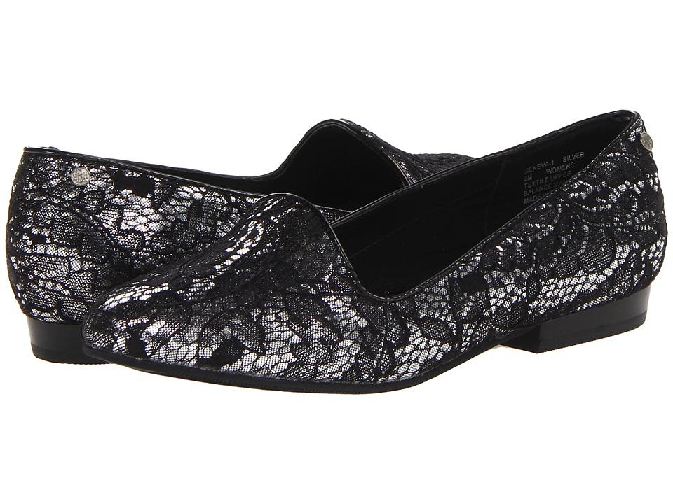 Bass - Geneva (Silver) Women's Shoes