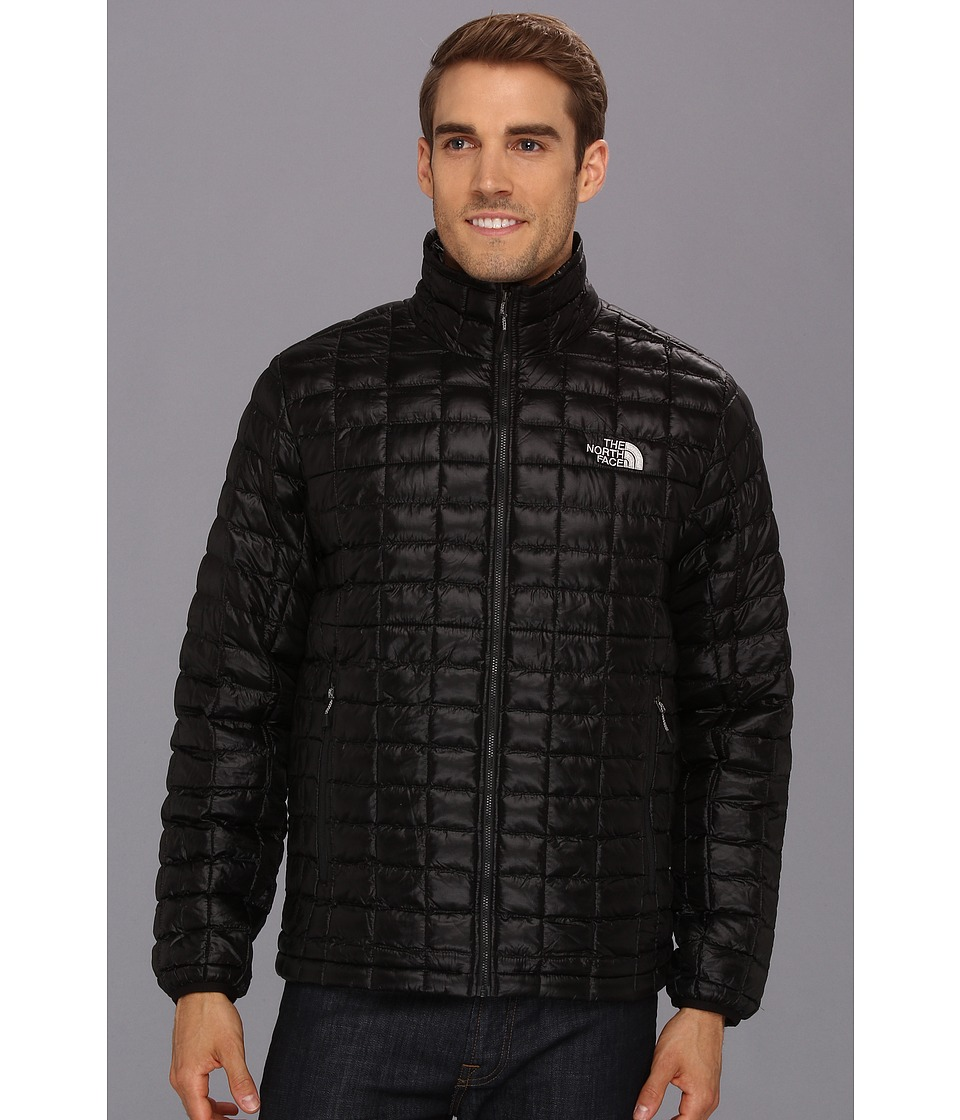 The North Face - ThermoBall Full Zip Jacket (TNF Black) Men's Coat