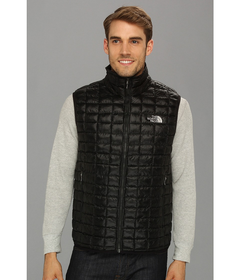 The North Face - ThermoBall Vest (TNF Black) Men's Vest