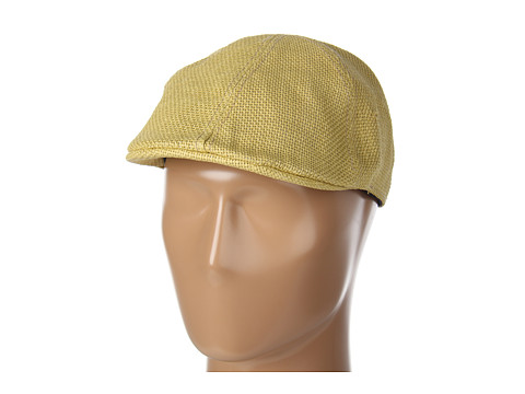 Original Penguin - Straw Driver (Natural) Traditional Hats